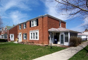 Brick Duplex For Sale, In Oriole / Norwood Park, Chicago IL