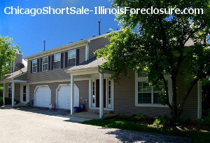 Townhouse For Sale In Stremwood IL